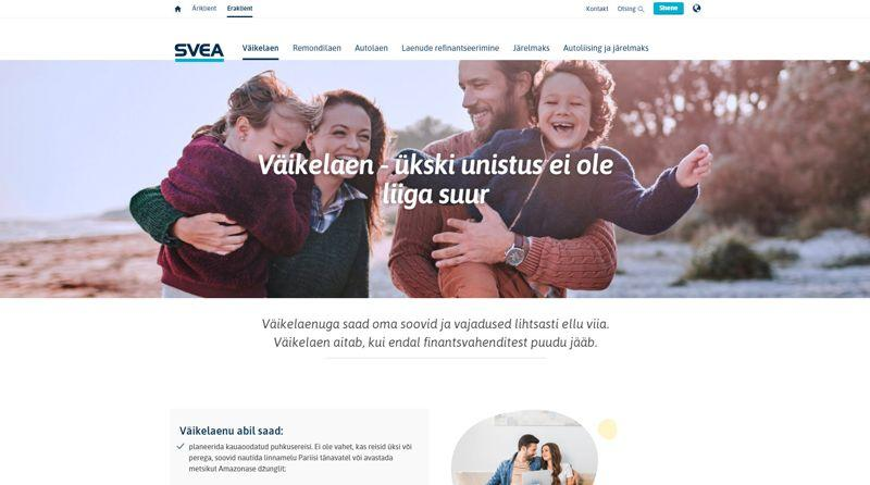 svea finance laen